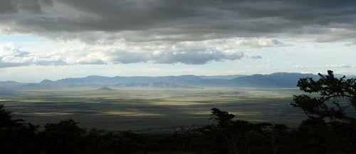 Pano_Ngorongoro