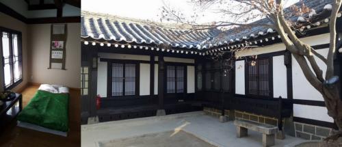 Chambre d'hôte, Kaesong