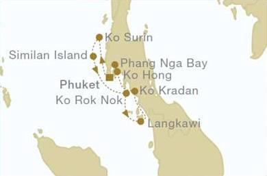 Phuket Nord