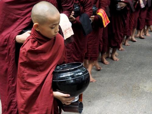 Monastère Mandalay