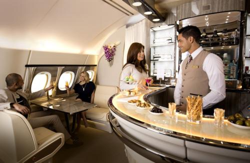 Emirates new bar