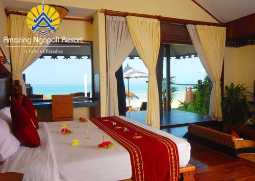 Amazing Ngapali Beach Front Suite
