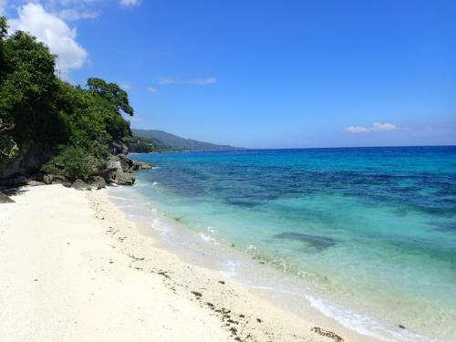 Cebu, plage