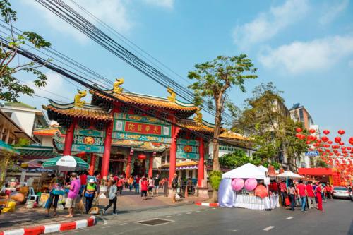 Bangkok-Chinatown