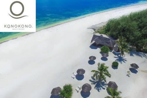 Konokono plage