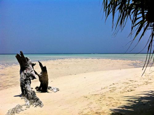 Krakal Island Beach