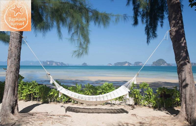TupKaek Sunset Beach Resort Krabi
