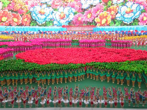 Corée du Nord, Arirang 2