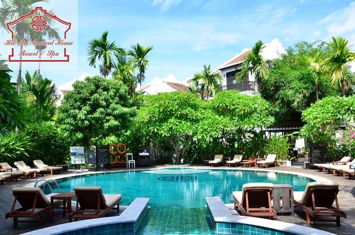 Ancient House Resort - piscine