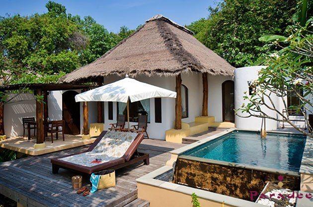 Garden Pool Villa  extérieur