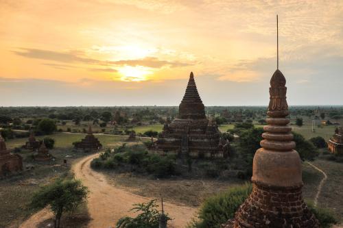 Birmanie, Bagan