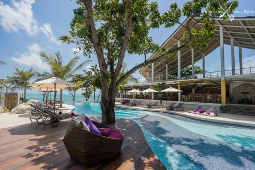 White Sand Samui - piscine
