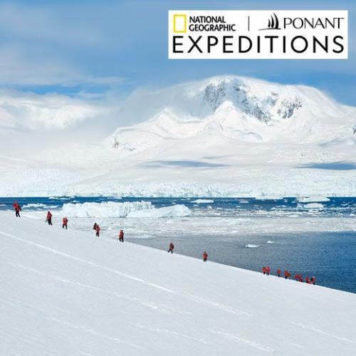 Antarctique emblématique