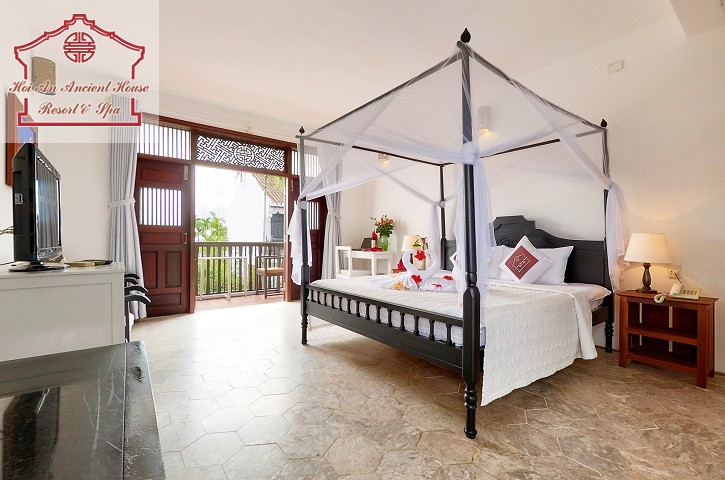 Ancient House Resort - chambre