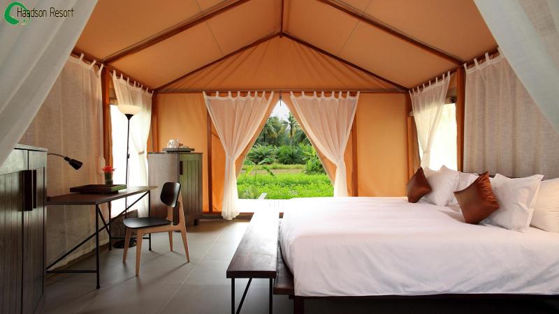 Haadson - Tent Villa 3