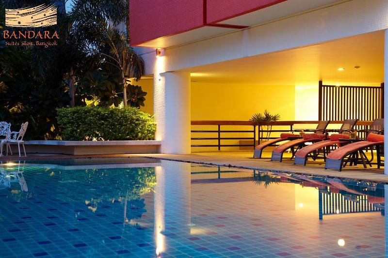Bandara Suites Silom  piscine