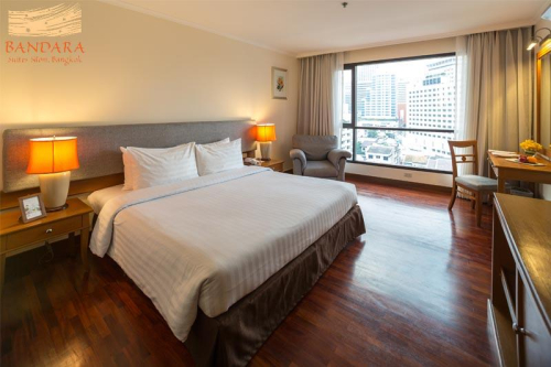Bandara Suites Silom  Superior Room