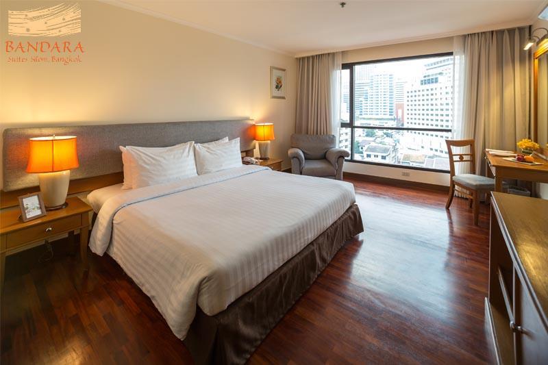 Bandara Suites Silom  Superior Room