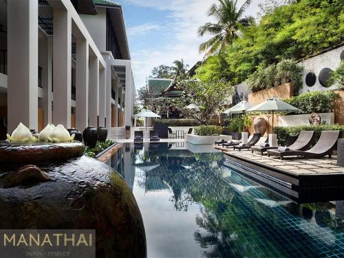 Manathai Surin - piscine
