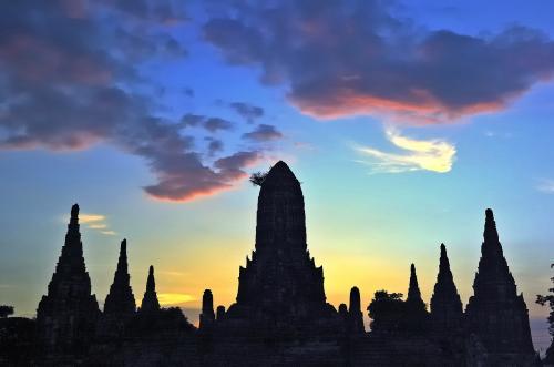 Thailande, temple