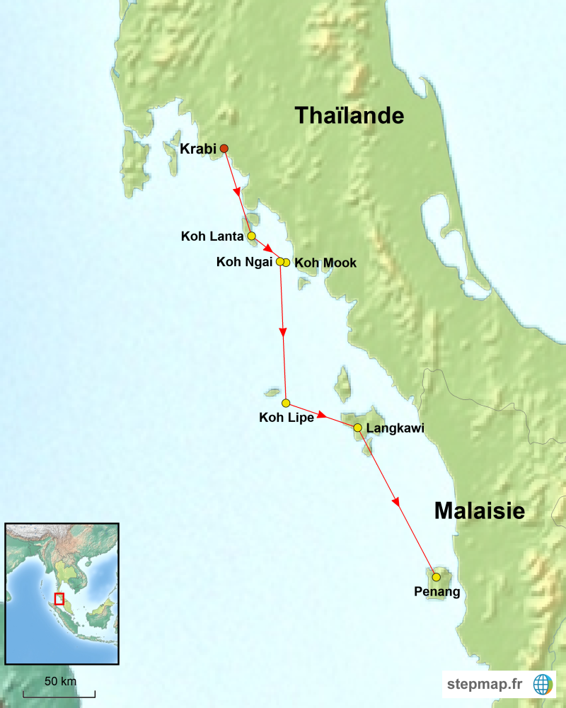 Stepmap-karte-prod-tha-lande-malaisie-island-hopping-1863696