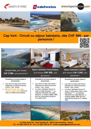 Flyer Cap Vert