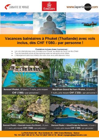 Flyer Phuket Eco